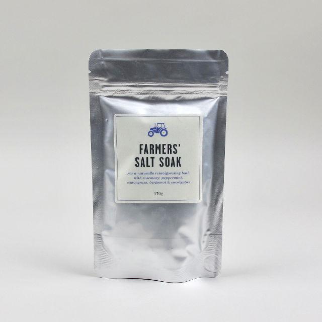 Farmers' Salt Soak