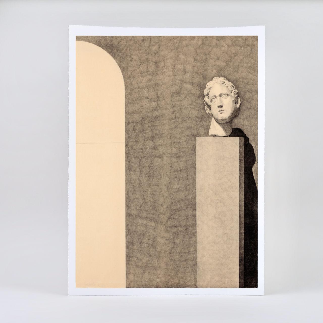 Limited Edition Giclée Print - Head
