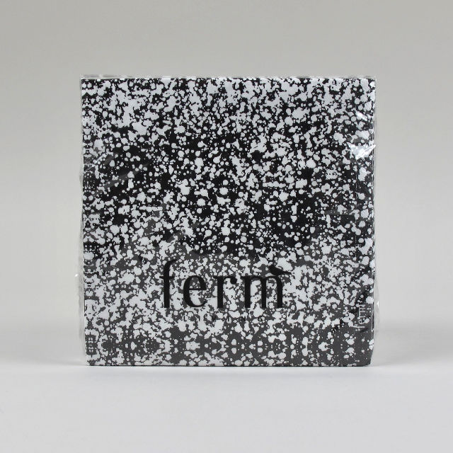 Black Splash Paper Napkins