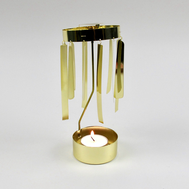 Tangle Spinning Tealight