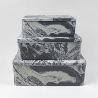 ferm living marbled tins 02
