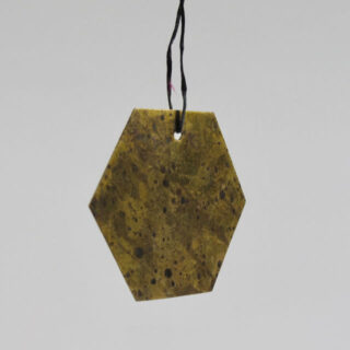 Patinated Brass Decorations - set of 4