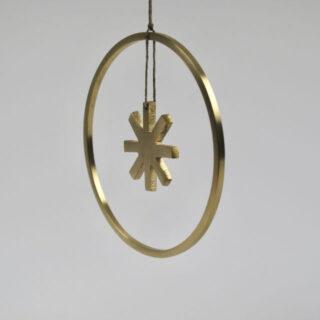 ferm winterland brass star small 02