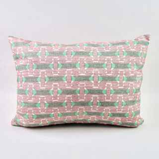 Rectangular Cushion - Fermoie 'Sicily' Cover