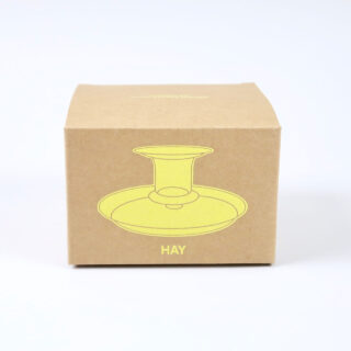 Flare Candlestick - Yellow