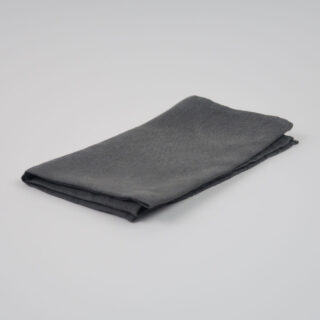 Flint Grey 100% Linen Napkins - handmade in Ludlow