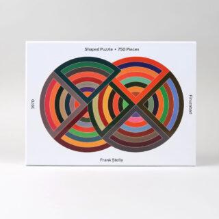 Frank Stella Jigsaw Puzzle