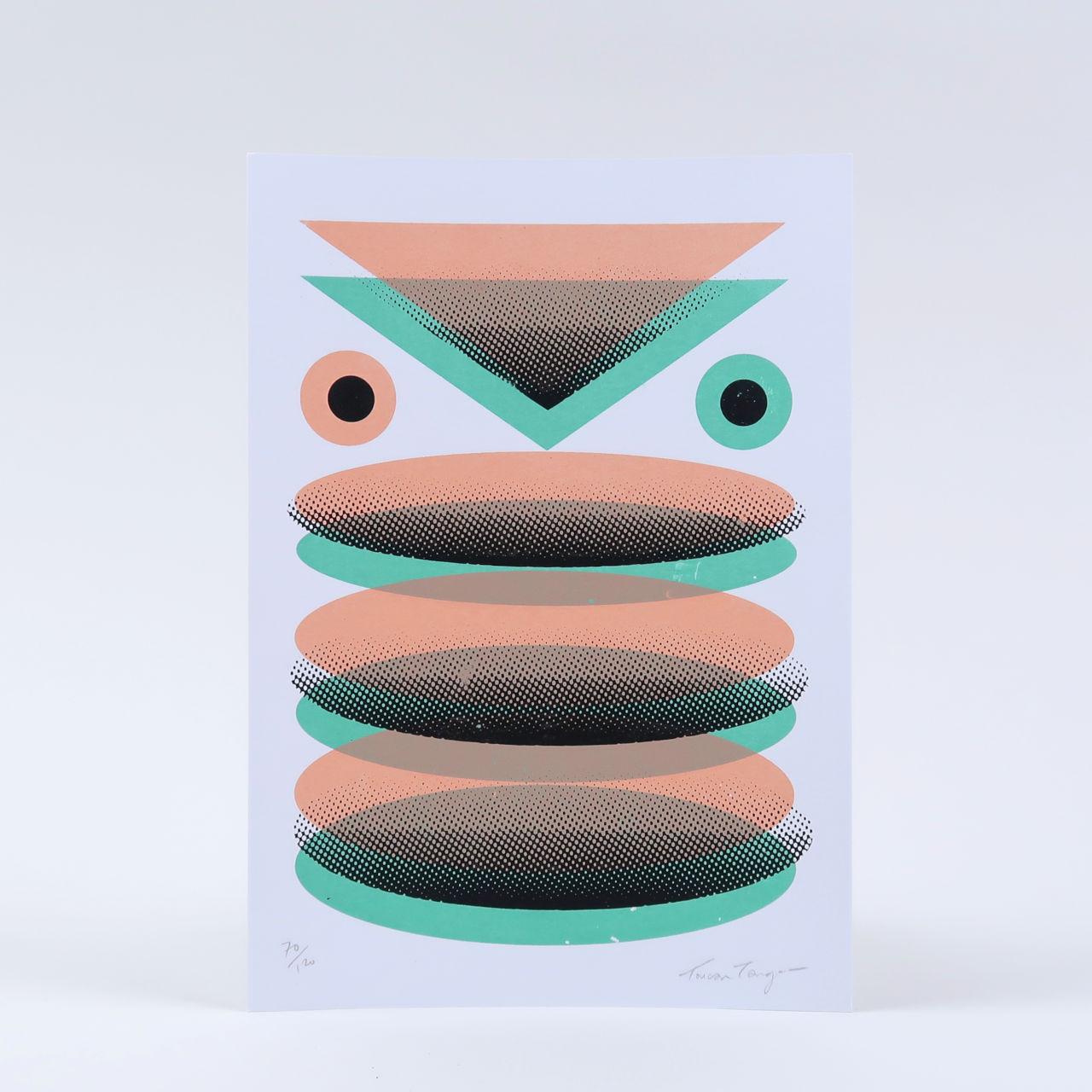 Freak & Unique Print - 3