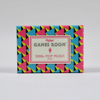 Boxed Game - 2000s Pop Music Quiz