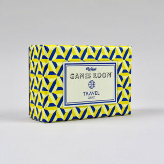Boxed Game - Travel Quiz