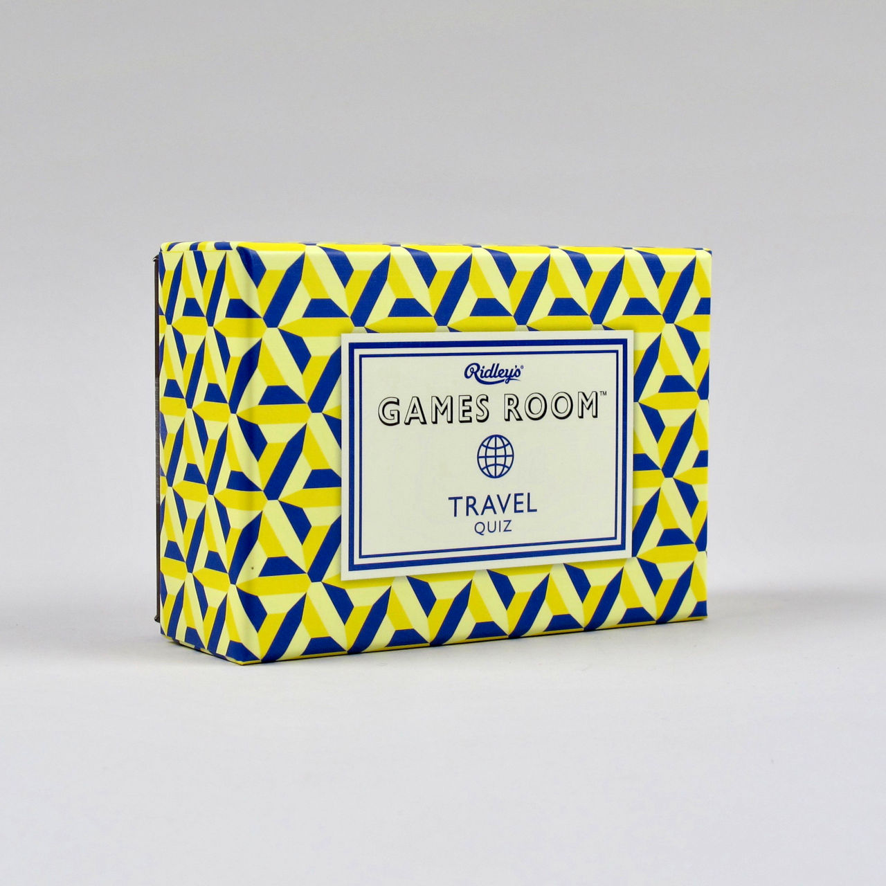 Boxed Game - Travel Quiz