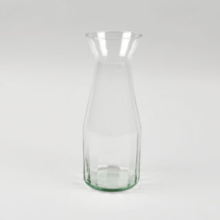 Broadwell Recycled Glass Carafe