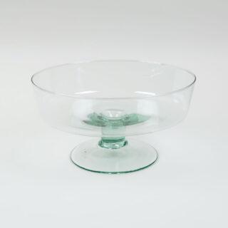 Broadwell Glass Bowl on Stand