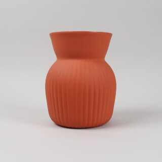 Linear Vase - Pumpkin