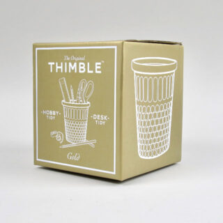 Giant Thimble - Gold