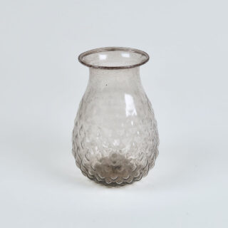 Amethyst Glass Vase - Indus