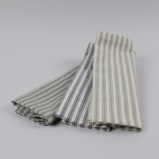 Striped Cotton Napkin