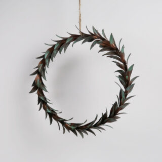 Wreath of Leaves