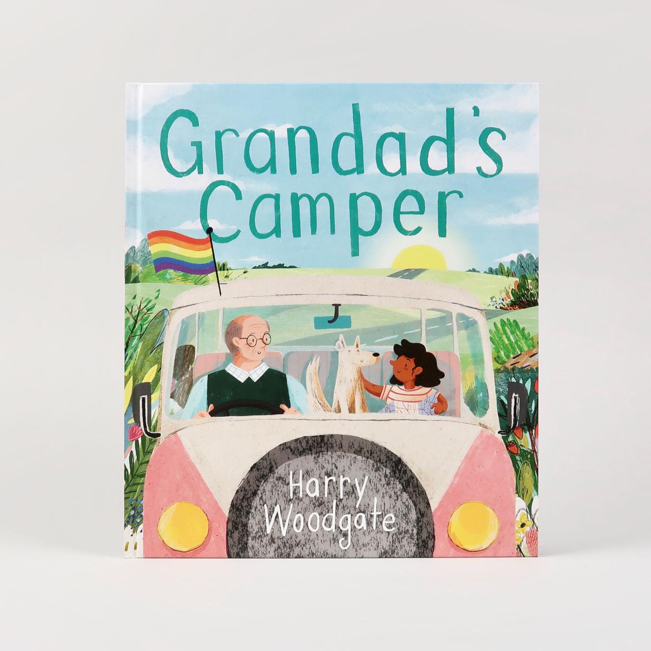 Grandad's Camper - Harry Woodgate