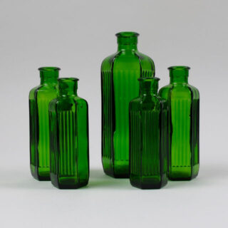 green glass poison bottles all 02