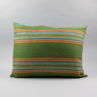 green stripe cushion 02