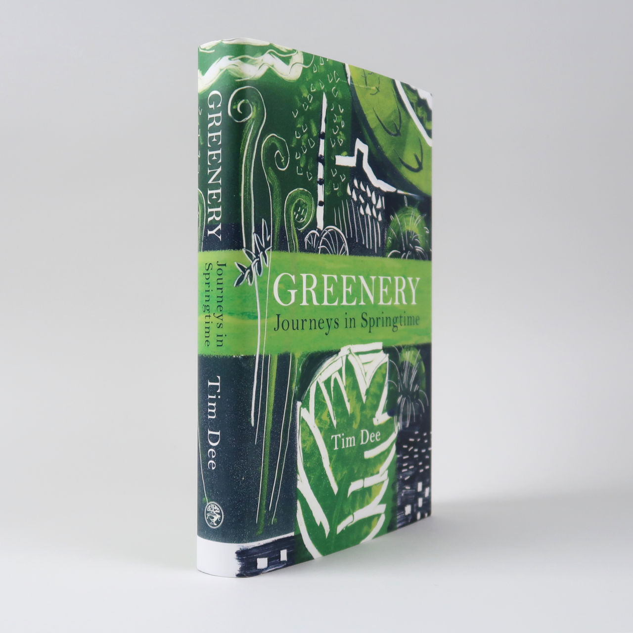 Greenery: Journeys in Springtime - Tim Dee