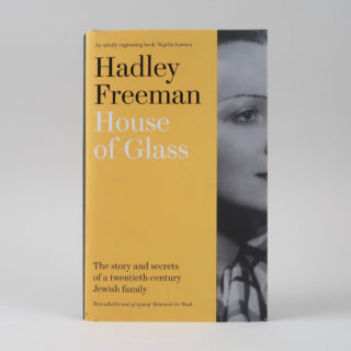 House of Glass - Hadley Freeman