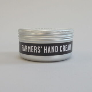 Farmers' Hand Cream made in the Hills of Mid Wales