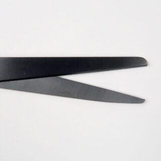 Black Metal Scissors, designed by Hay in Denmark