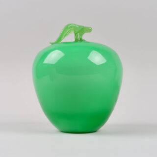 Apple - Glass Decoration