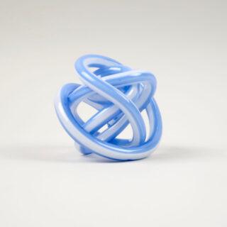 Knot - Light Blue - Small