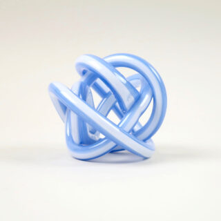 Knot - Light Blue - Small