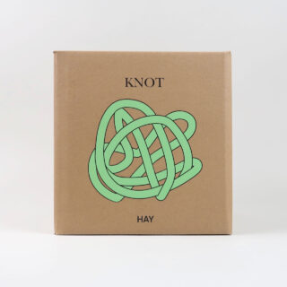 Knot - Light Green - Large