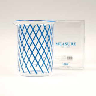 Measure - Blue - Medium