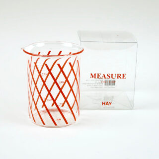 Measure - Red - Small