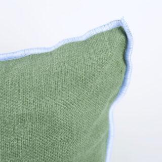 Outline Cushion - Moss