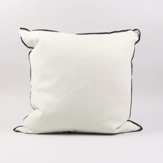 Outline Cushion - Off White