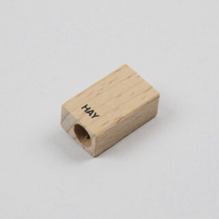 Beech Pencil Sharpener
