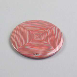 Pocket Scribble Mirror by Danish Design House, HAY