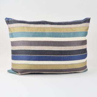 Heavy Stripe Rectangular Cushion