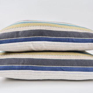 Heavy Stripe Rectangular Cushion