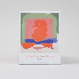 Helen Frankenthaler Notecard Set