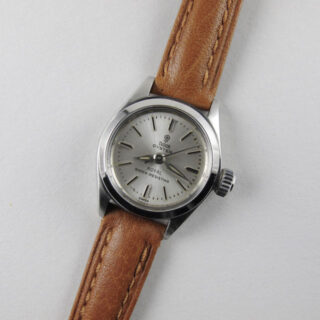 Hirsch Camelgrain lightly textured wristwatch strap 12mm-20mm