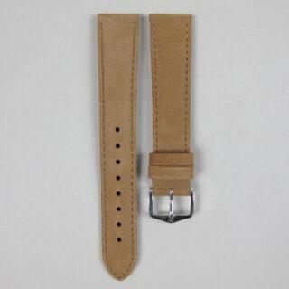Hirsch Osiris Nubuk suede finished leather straps