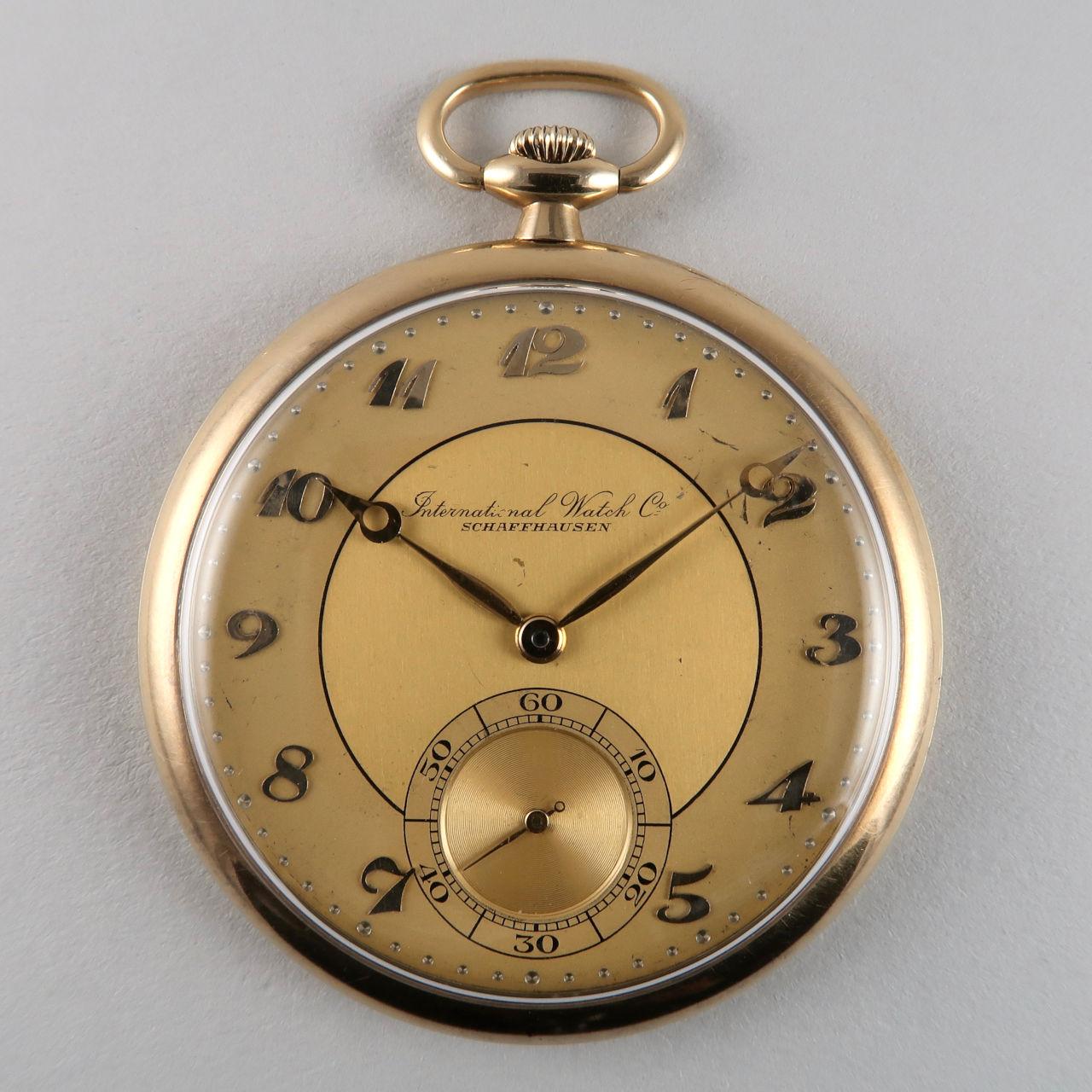 International Watch Co. cal. 95 circa 1928