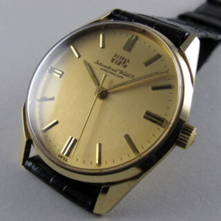 International Watch Co. Ref. 810 vintage wristwatch, circa 1969