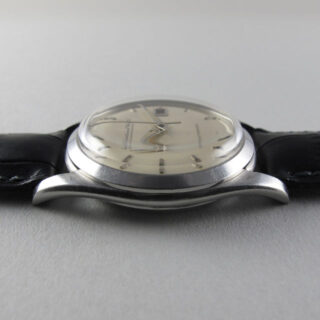 International Watch Company cal. 8531 steel vintage wristwatch, circa 1963