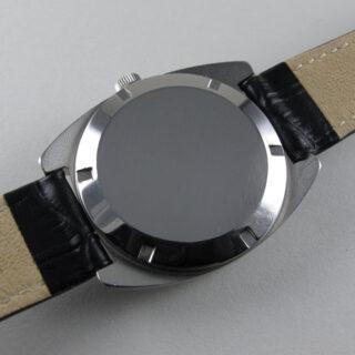 International Watch Company Ref. 1828 steel vintage wristwatch, circa 1972
