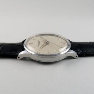 International Watch Company Ref. 309 steel vintage wristwatch, circa 1965