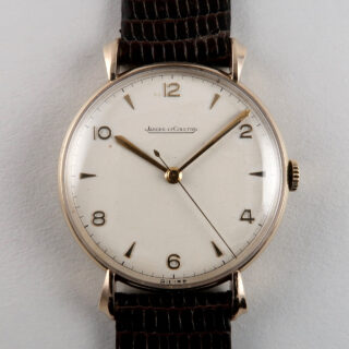 Jaeger-LeCoultre cal. 478 hallmarked 1954 gold